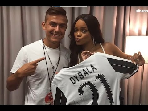 Rihanna and footballers, a long love story ❤️ - Oh My Goal