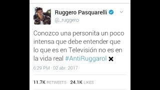 Ruggero y Karol se manda indirectas por Twitter- Pelearon!?- Ya no mas Ruggarol!