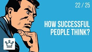 Gambar cover How successful people THINK?