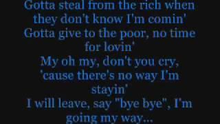My Oh My - Aqua - Lyric Video