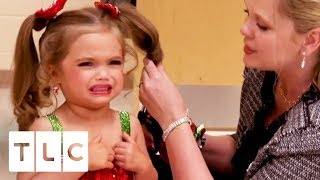 Peppermint Paisley Has Meltdown After Meltdown On Pageant Day | Toddlers & Tiaras