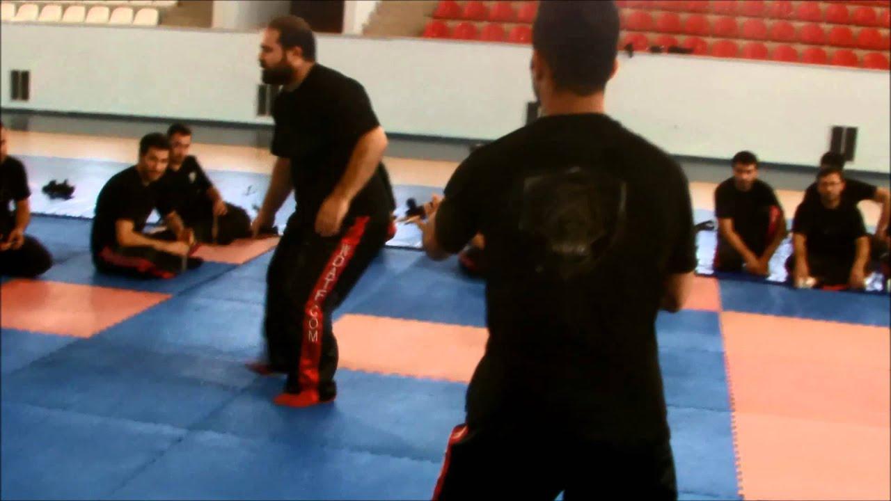 Arnavutköy Polis Meslek Yüksekokulu Savunma Eğitimi 2