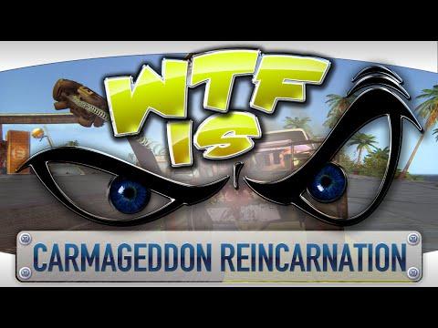 ► WTF Is... - Carmageddon: Reincarnation ? video thumbnail
