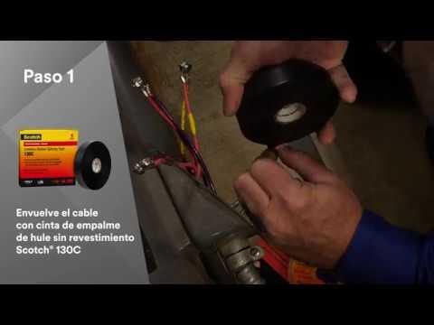 Cinta eléctrica para Empalme 130c