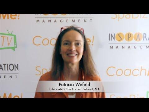 Patricia Wefald - Future MedSpa Owner