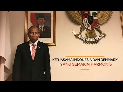 Kerjasama Indonesia dan Denmark Semakin Harmonis
