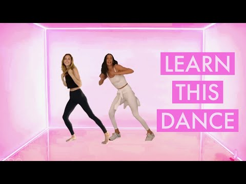 15-Minute Hip-Hop Dance Class! | LEARN A DANCE WITH ME ...