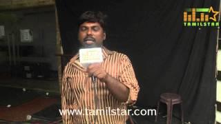 Vijay at Ka Ka Ka Po Movie Shooting Spot
