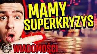 UPADAJĄ BANKI w Polsce! Setki oddziałów DO LIKWIDACJI | WIADOMOŚCI