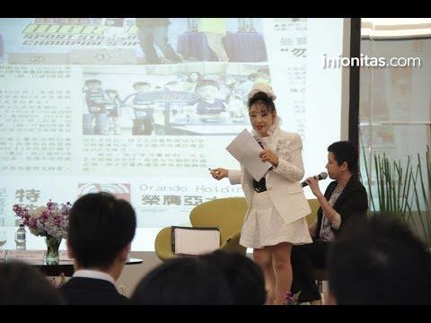 Seminar 'Unlocking Your Child's Genius' oleh Heguru