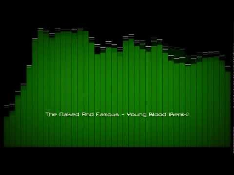 The Naked And Famous - Young Blood (David Andrew Sitek Remix) video