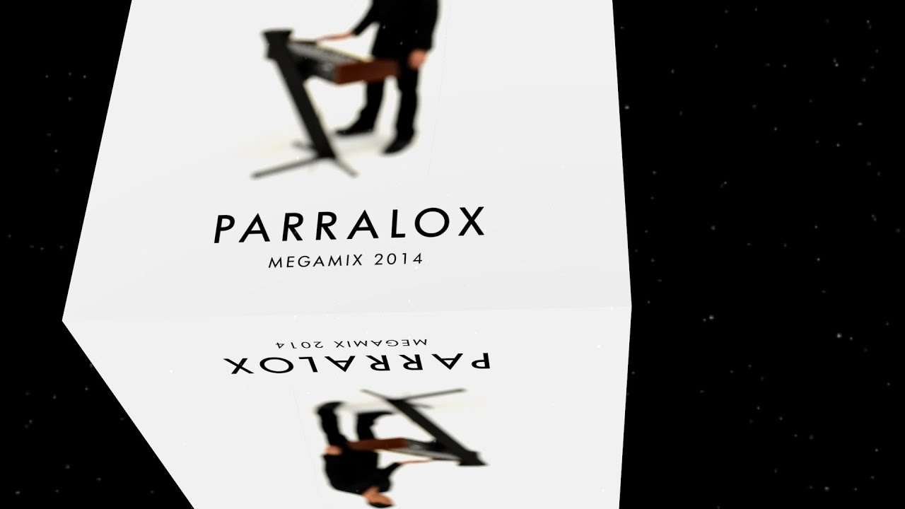 Parralox - Megamix 2014 (Music Video)