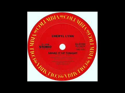 Cheryl Lynn - Shake It Up Tonight (Dj ''S'' Remix)