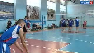 Спортсмены ГАГУ выиграли турнир по волейболу