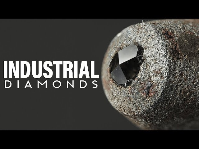 The Science Behind Industrial Diamonds