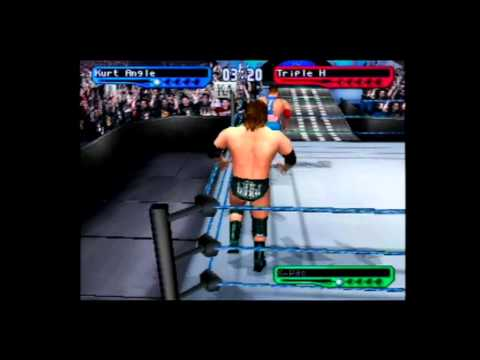 wwf smackdown 2 - know your role psx rom cool