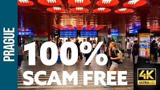 PRAGUE SCAMS   Exchange Money Safe   Czech Republic 4K