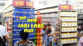 The New Jabi Lake Mall