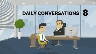 Actions - Daily Life & Work - 08 - English Lessons for Life - Daily English Lessons