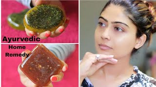 HOMEMADE INSTANT SKIN BRIGHTING SOAPS (100% Work) | Rinkal Soni