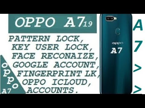 All Oppo New Models Pattern Lock, Password, FRP, Flash Done - Gsm