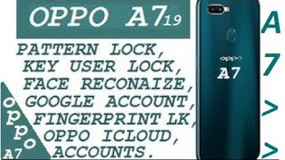 Oppo A3s dr fone Pattern unlock password forget - Technical ACB