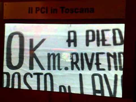 immagine di anteprima del video: 12 Marzo 1966 Marcia Pontedera-Pisa contro i licenziamenti alla...