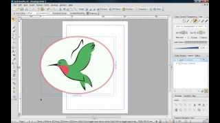 Serif DrawPlus X5 Tutorial - Creating Logos