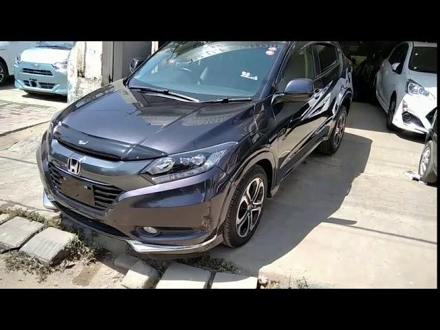 Honda Vezel Hybrid Z Honda Sensing  2015 for Sale in Karachi