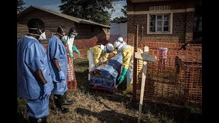 Second patient dies of Ebola in Uganda - VIDEO