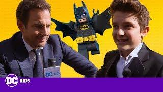 Meet The Cast Of LEGO Batman! | DC KIDS SHOW