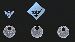 Electrical Etching Using Salt Water - Part 1