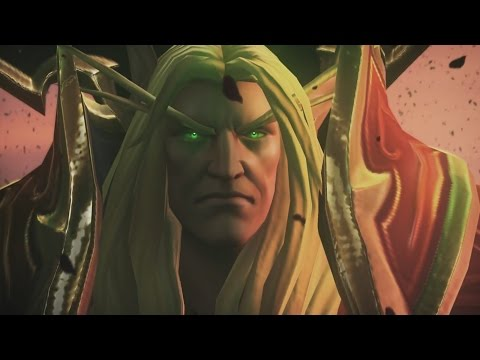 The Story of Kael'Thas Sunstrider - Part 1