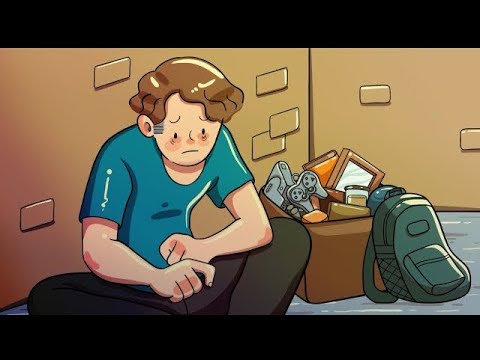 My Gaming Addiction Left Me Homeless