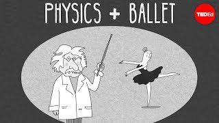 "The physics of the ""hardest move"" in ballet – Arleen Sugano"