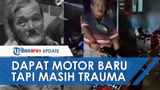 Driver Ojol di Sukoharjo Mengaku Trauma setelah Dibegal, Dapat Bantuan Motor Baru tapi Pilih Vakum