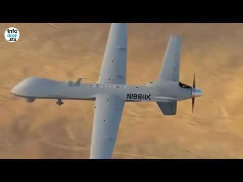 Los dos primeros Predator llegarán al Ejército del Aire español en diciembre