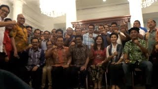 Djarot Berharap Masyarakat Jakarta Kawal Pemerintahan Anies Sandi