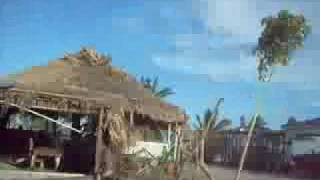 preview picture of video 'Corozal Bay Inn resort after Hurricane Dean 2007'