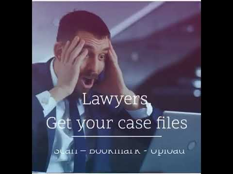Legal Document Scanning