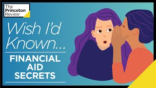 """Financial Aid Secrets 
