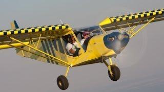 Sport Pilot Flies the Zenith STOL CH 750 Light Sport Utility Plane