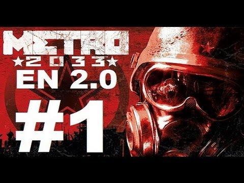 Gameplay de Metro 2033