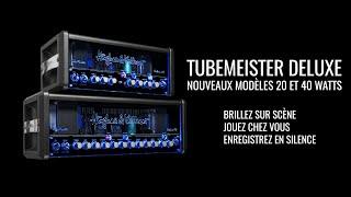 Hughes & Kettner Tête TubeMeister 40 Deluxe - Video