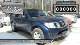2009 Nissan Pathfinder Carmel NY M0207