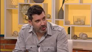 Luka Lazukic - ekskluzivni intervju za TV Happy - Dobro jutro Srbijo - (TV Happy 19.04.2018)