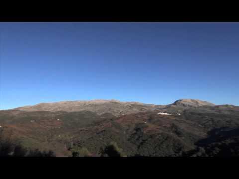 Mirador Natural del Castañar, Pujerra