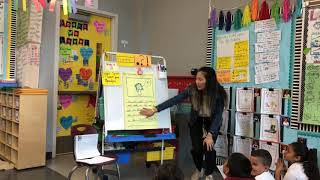 1st Grade Writing Workshop Lesson- Editing In Opinion Writing