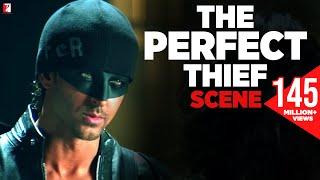 The Perfect Thief Scene | Dhoom:2 | Hrithik Roshan, Abhishek
