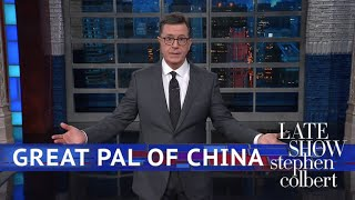 Trump Wants The U.S. To 'Be Cool' About China - Video Youtube